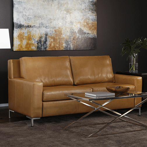 Brynlee Comfort Sleeper Leather