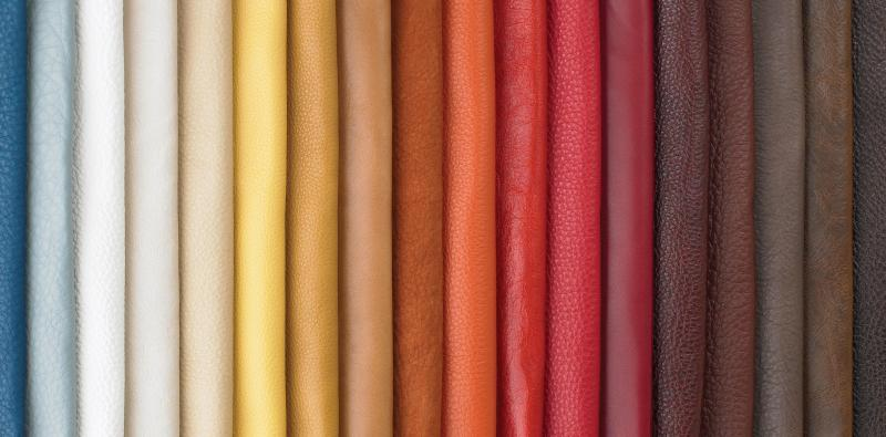 Leathers options for the Comfort Sleeper